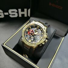 CASIO G-SHOCK x Rui Hachimura Signature Limited Model GST-B100RH-1A Mens Watch