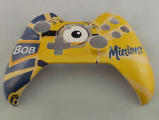 Minions Bob Hydro Dipped, Front Shell For Xbox One Controller - New