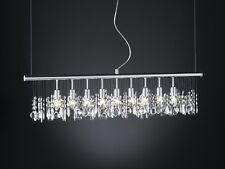 Hängelampe Kristall Pendelleuchte Deckenlampe Lampe 682
