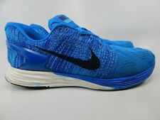 new arrival 31921 ff762 Nike Lunarglide 7 Size 13 M (D) EU 47.5 Men s Running Shoes Blue 747355