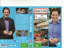 Taste Le Tour-2011-Gabriel Gate-Cooking Gabriel Gate-DVD