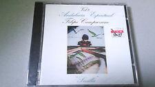 """FELIPE CAMPUZANO """"ANDALUCIA ESPIRITUAL VOL 2 SEVILLA"""" CD 8 TRACKS PRECINTADO"""