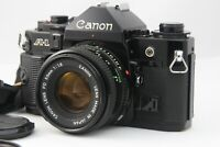 【Exc++++】 Canon A-1 SLR Film Camera w/ New FD 50mm F/1.8 Lens from Japan A644