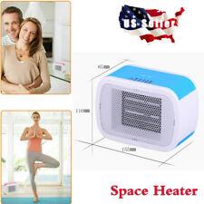 500W MINI Portable Ceramic Space Heater Electric Heating Home Office Warmer PTC