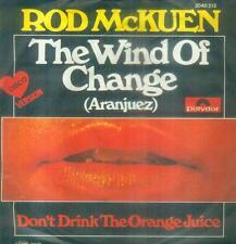 "7"" Rod McKuen/The Wind Of Change (Aranjuez)"