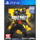 Call of Duty Black Ops 4 Playstation 4 PS4 - Brand New - Region Free