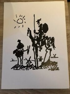Don Quixote KunstDruck