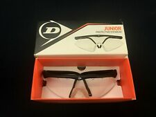 Dunlop Junior Protective Eyewear Goggles Safety Glasses Squash Raquetball