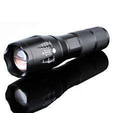 Lampara de Mano 5000Lumen LED 18650/AAA Flashlight Zoomable Torch Focus Lamp