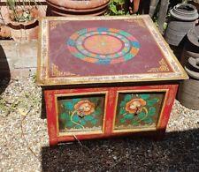 Vintage Tibetan Low Chest/coffe Table