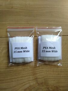 Wide PVA Mesh Refill 35mm 10 metres