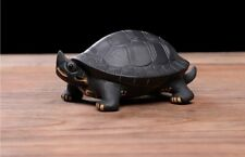 chinese yixing zisha tea pet decoration turtle tea set accessories