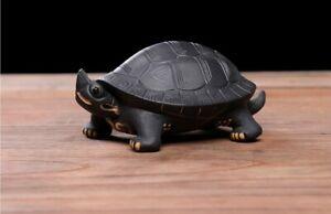 chinese yixing zisha tea pet decoration turtletea set accessories