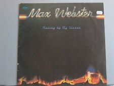 Max Webster - Mutiny Up My Sleeve *LP*