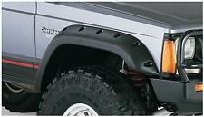 Bushwacker 10035-07 Cut-Out Fender Flare 1984-2001 Jeep Cherokee (4 Door) Front
