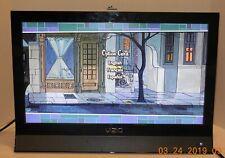 """Vizio M190VA 19"""" 1080i HD LED LCD Television HDMI USB NO REMOTE"""