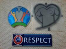 2020 UEFA Euro 2020 + Respect + Herz Quali Patch neu