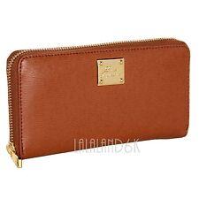 d505b9243bf6 Ralph Lauren Newbury Sloan Street Leather Zip Clutch Checkbook Wallet