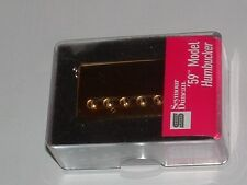 Seymour Duncan SH-1 59 Model 4 Conductor Neck Pickup GOLD   New with Warranty