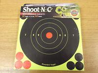 "Birchwood Casey Self Adhesive Shoot n c Targets 6""(15cm) round x 60 Bulk Pack"