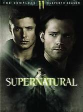 Supernatural: The Complete Eleventh Season 11 (DVD 6-Disc Set) New Sealed ER