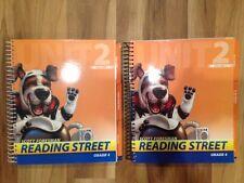 Scott Foresman READING STREET Grade 4, Unit 2 Teacher's Edition Volume 1 & 2 NEW