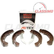 Rear Brake Shoes for VAUXHALL ASTRA G H + VECTRA B + ZAFIRA A