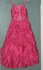 Little Rosie Pageant Dress Fuschia Size 8 NEW