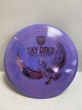 Discmania Sky Rider - Simon Lizotte Signature Swirly S-Line Pd2 Driver 168g New