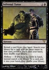 MTG Magic - (R) Dissension - Infernal Tutor - SP
