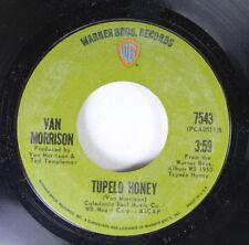 Rock 45 Van Morrison - Tupelo Honey / Starting A New Life On Warner Bros. Record