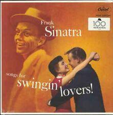 FRANK SINATRA SONGS FOR SWINGIN LOVERS LP Vinyl NEW