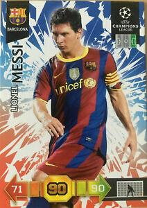 Panini Adrenalyn XL Champions League 10/11 - Nr. 29 - Lionel Messi