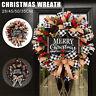 Christmas Buffalo Check Wreath