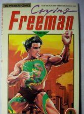 Crying Freeman Part 2 #1 (1990, Viz) FP VF+