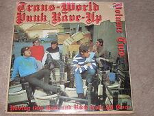 Trans-Mundo Punk Rave-Up volumen de dos 16 pistas de garaje