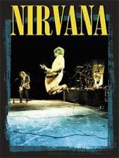 Nirvana - Sticker - Jump Live Band Logo - Kurt Cobain - Licensed New