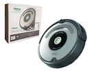 iRobot Roomba 650 - Black - Robotic Vacuum Cleaner - 3-Stage Cleaning System