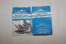 2pak-6, 0g-Torpille-bleiolivettes-olive Piombo-Lead piombo-Made in France