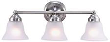 "7Pandas 3 Light Bathroom Vanity Light, 23-3/5"" Interior Wall Sconce Lighting  ,"