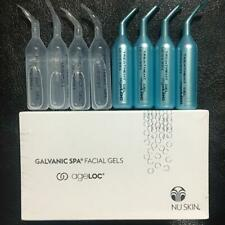 NU SKIN GALVANIC SPA Facial Gels ageLOC Anti Aging NEW SEALED Free Shipping