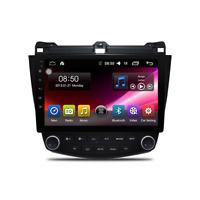 For Honda Accord 7th Gen 8 Core Android 8.1 Headunit Navigation Carplay GPS