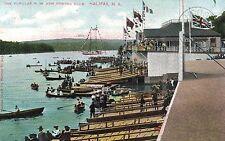 Halifax,N.S.,Canada,The Popular N.W.Arm Rowing Club,Used,1906