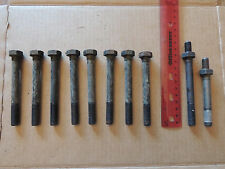 Detroit 66562 Cylinder Head Bolt set fits GM 151 CID 2.5L 4 Cyl engine