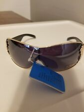Black and gold sun glasses *NEW*