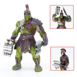 "Marvel Universe Hulk Banne Ragnarok Gladiator 8"" PVC Action Figure Toys Model"