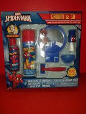 Marvel Spider-Man Groom & Go Bathroom Set