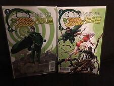Convergence Green Lantern Parallax Issues 1 And 2 Complete Set NM