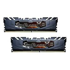G.Skill Flare X 16GB (2x8GB) DDR4 3200MHz CL16 AMD Gaming Desktop Memory RAM Kit