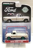 Greenlight 1976 Ford F-100 Bicentennial Edition Options Group 1/64 Chase 29965